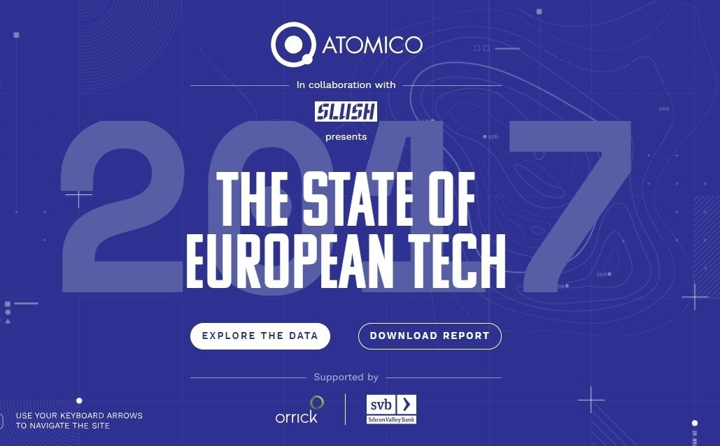 The State of the European Tech industry is out!