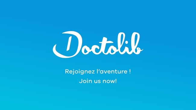 Join Doctolib!